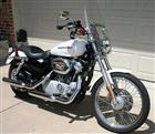 Used 2007 Harley-Davidson&reg; Sportster&reg; 883 Custom