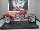 Used 2007 Bourget Bike Works Fat Daddy 300 Softail