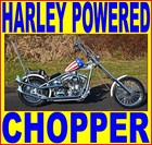 New 2013 American Classic Motors Rigid Chopper