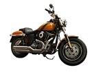 New 2014 Harley-Davidson® Dyna® Fat Bob