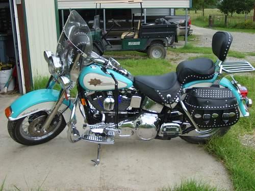 1997 Harley-Davidson® FLSTC Heritage Softail® Classic ...
