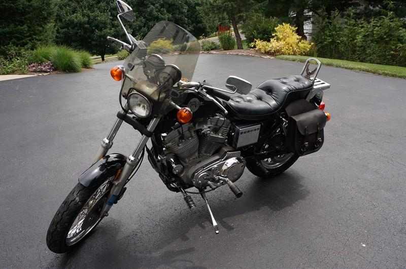 Photo of a 1989 Harley-Davidson® XLH-883 Sportster® 883