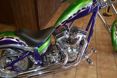 Used 2005 Big Dog Chopper