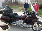 Used 2008 Honda Gold Wing Audio/Comfort/Navigation