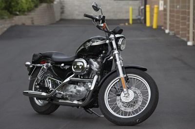 Used 2003 Harley-Davidson® Sportster® 883 Hugger® Anniversary