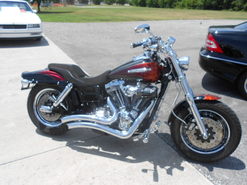 2009 Harley-Davidson® FXDFSE CVO™  Fat Bob™ – $14500