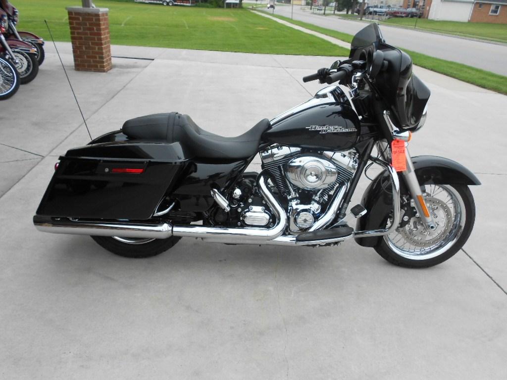 2013 Harley-Davidson® FLHX Street Glide