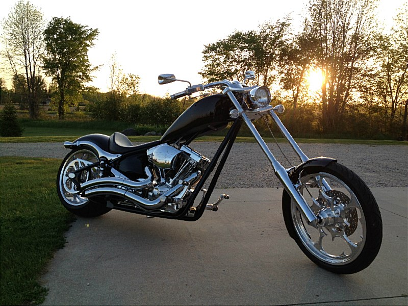 Big Dog Choppers For Sale In Michigan
