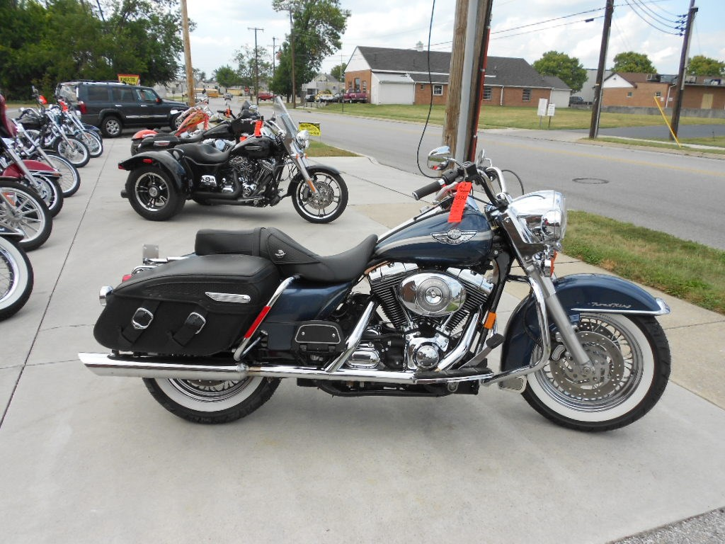 2003 Harley-Davidson® FLHRC/I Road King® Classic – $9900