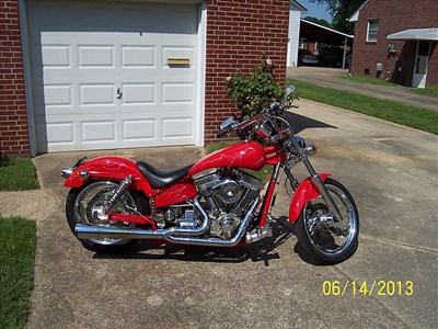 Used 2002 American IronHorse Ranger