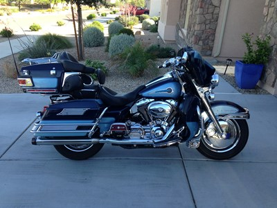 Used 2004 Harley-Davidson® Ultra Classic® Electra Glide® Firefighter/Peace Officer