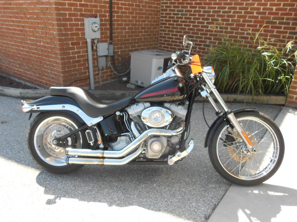 2007 Harley-Davidson® FXST Softail® Standard – $8500