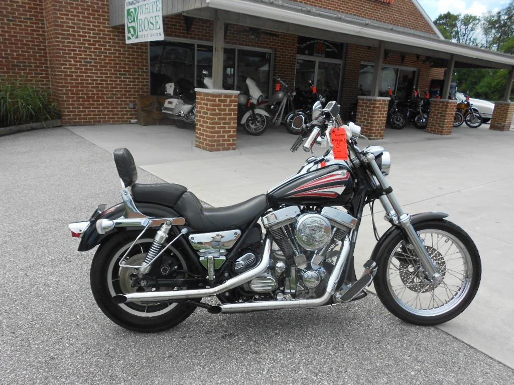 1990 Harley-Davidson® FXR Super Glide® – $4500