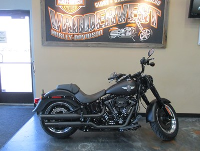 New 2016 Harley-Davidson® Softail® Fat Boy® S