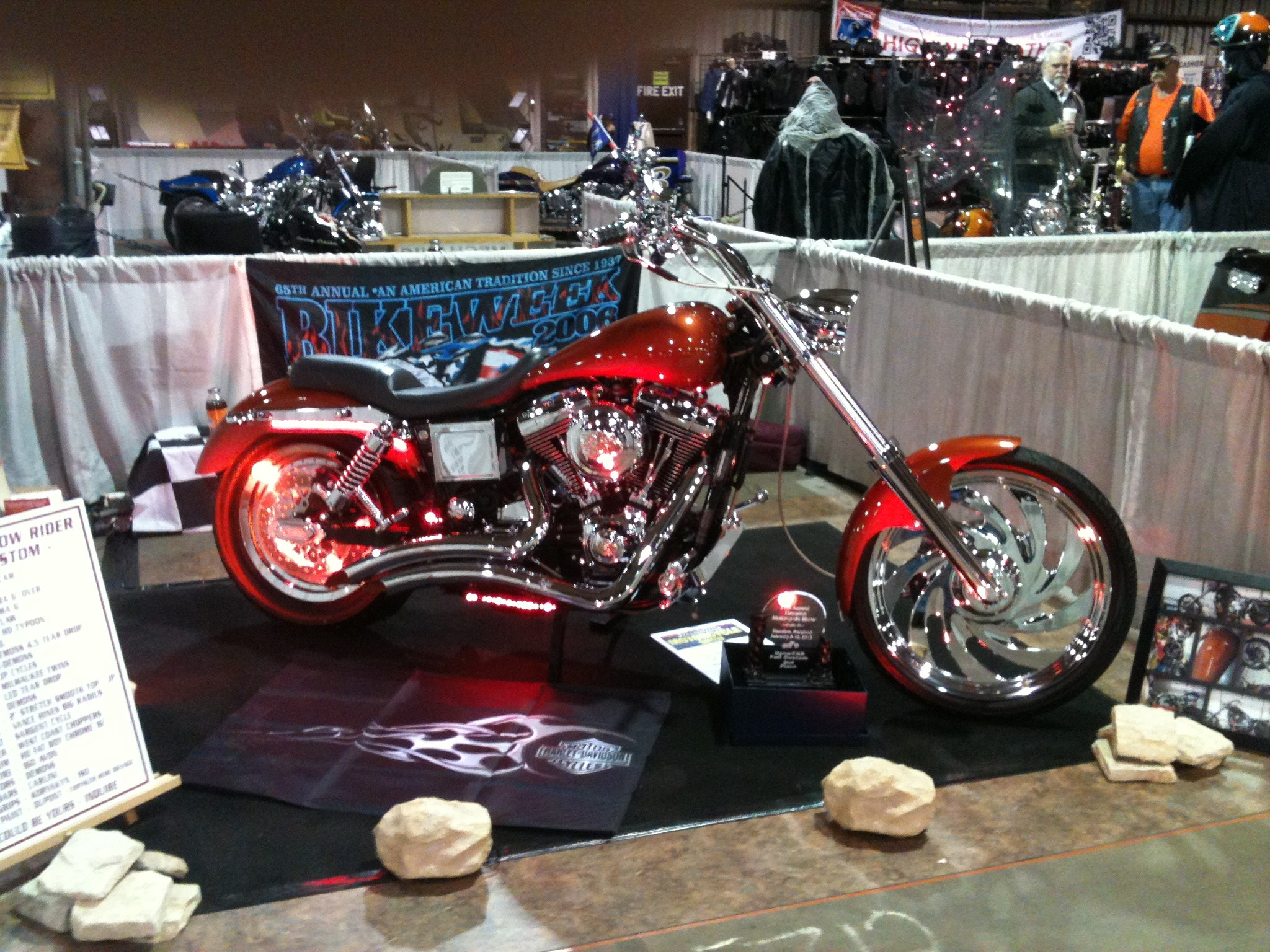 Harley Davidson Motorcycle Class Baltimore