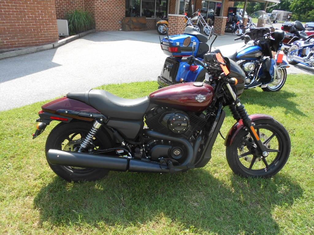 2015 Harley-Davidson® XG500 Street™ 500 – $6500