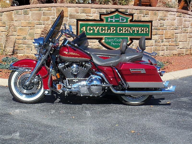 Photo of a 1997 Harley-Davidson® TL Sidecar
