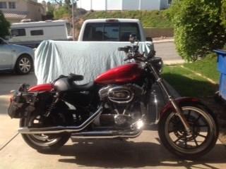 Used 2012 Harley-Davidson® Sportster® 883 SuperLow™