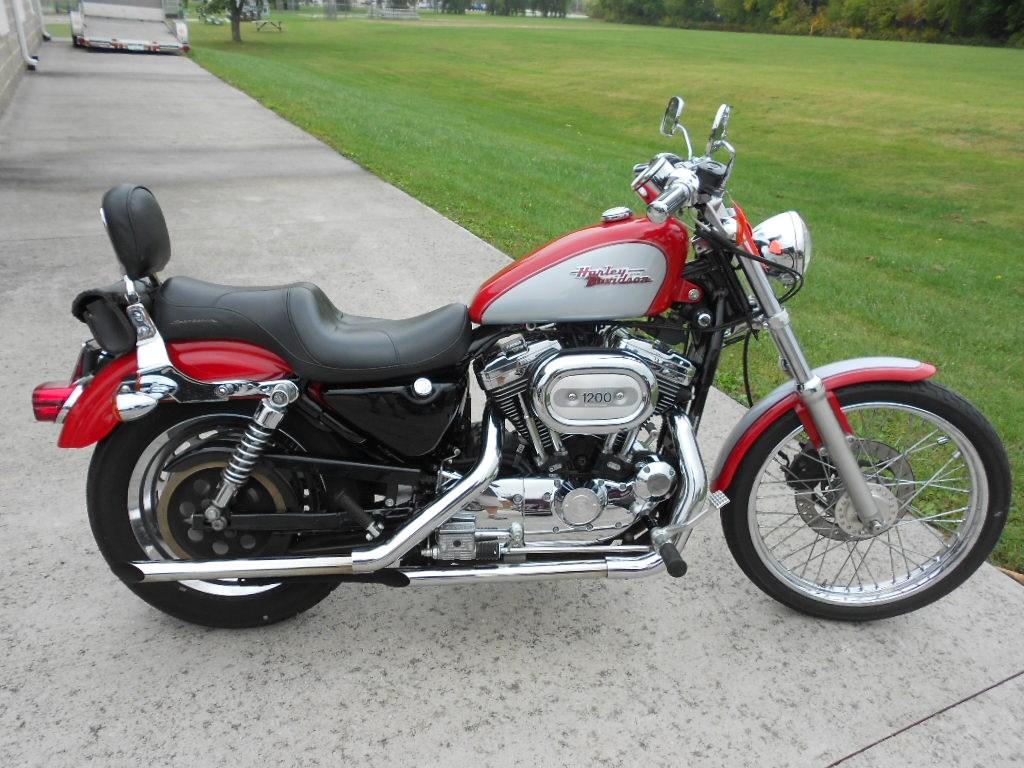 2002 Harley-Davidson® XL1200C Sportster