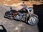 Photo of a 2008 Harley-Davidson® FLHRSE4 Screamin' Eagle® Road King®