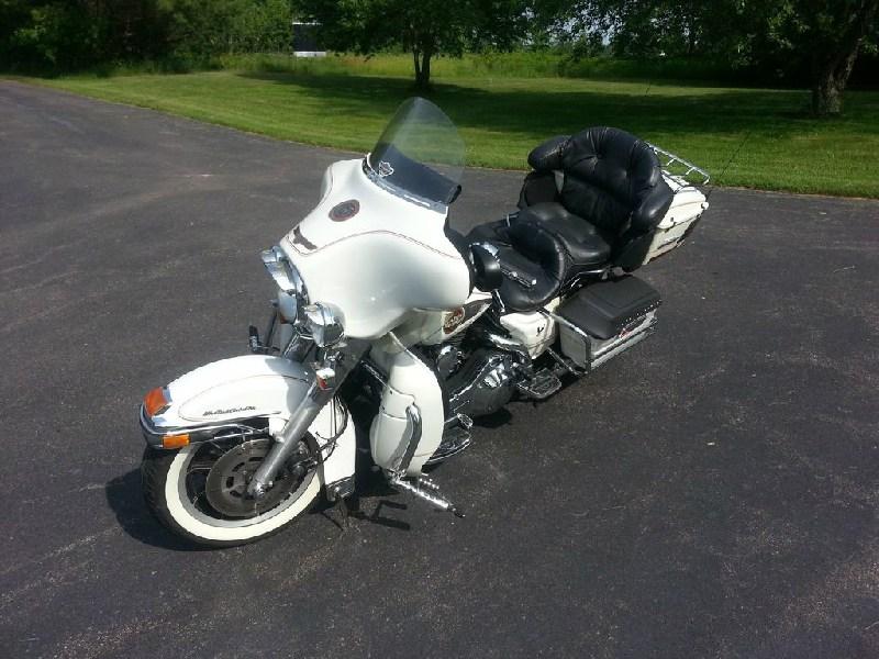 1996 Harley Davidson 174 Flhtcu I Ultra Classic 174 Electric