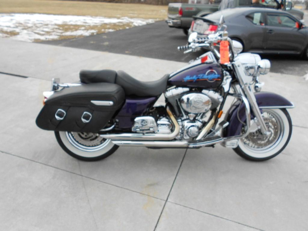 2002 Harley-Davidson® FLHRC/I Road King