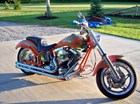 Used 1997 Bourget Bike Works Custom Softail