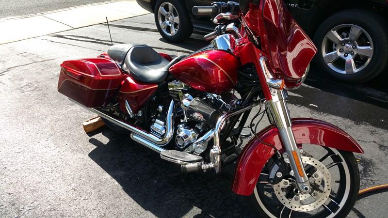 2014 Harley-Davidson® FLHXS Street Glide® Special (Candy ...