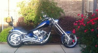 Used 2008 Big Dog K-9