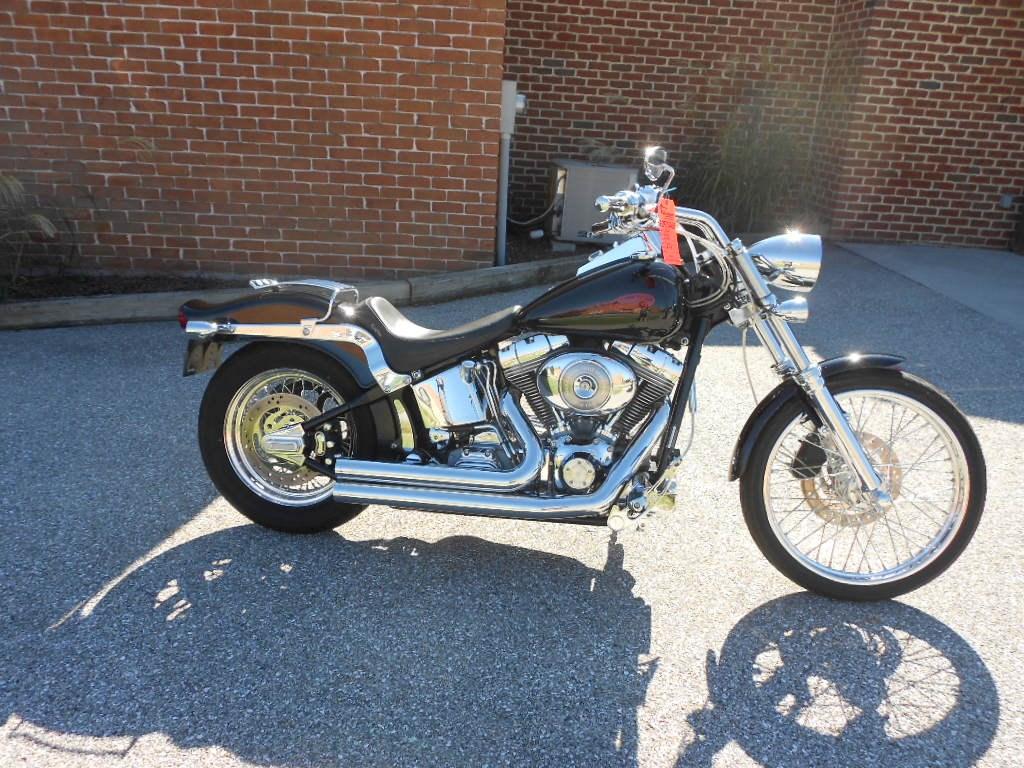 2004 Harley-Davidson® FXST/I Softail® Standard – $8500