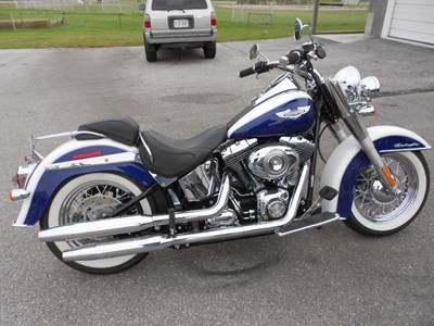 Used 2007 Harley-Davidson® Softail® Deluxe