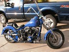 Used 1998 Special Construction Chopper