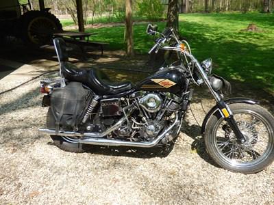 Used 1984 Harley-Davidson® Wide Glide®