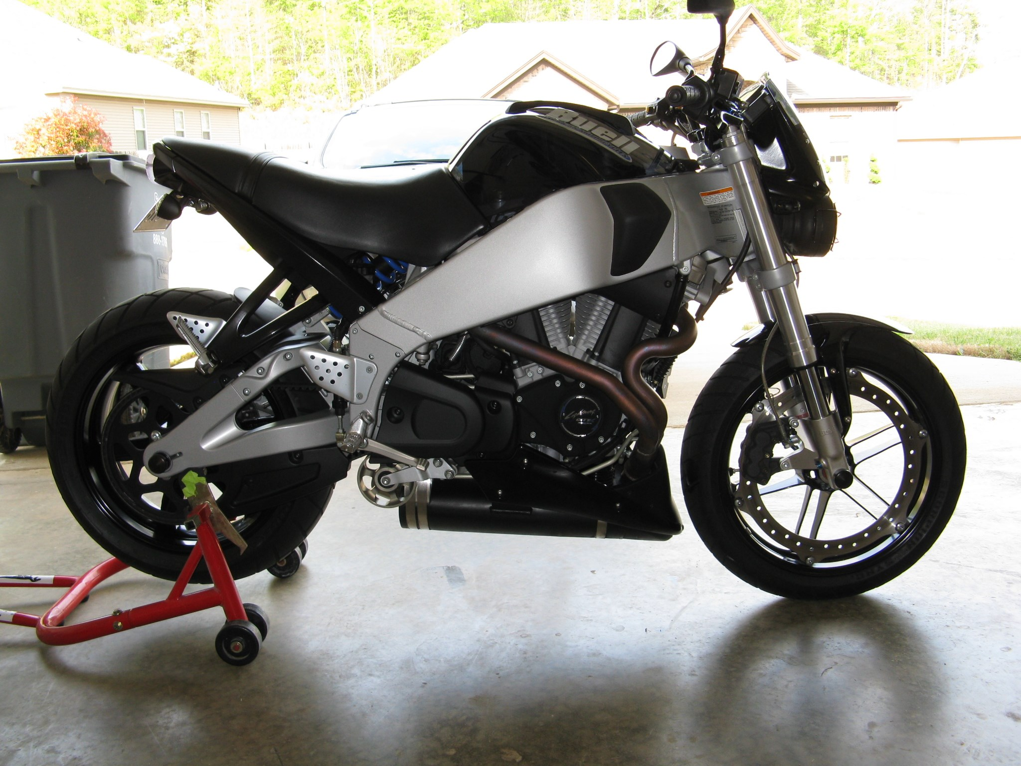 Buell Xb12ss Review Buell Lightning Xb12ss Review