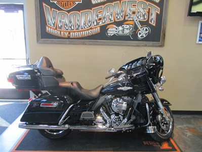 New 2016 Harley-Davidson® Ultra Limited® Firefighter/Peace Officer