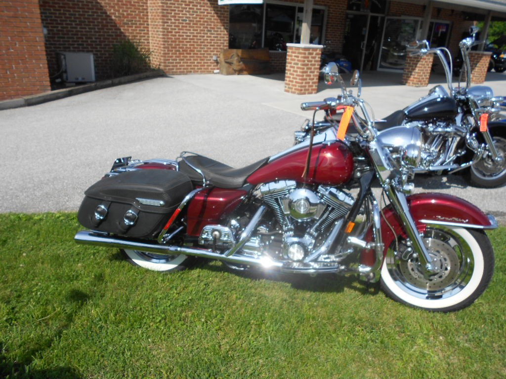 2002 Harley-Davidson® FLHRC/I Road King® Classic – $7900
