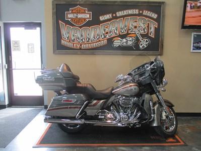 New 2016 Harley-Davidson® CVO™ Limited