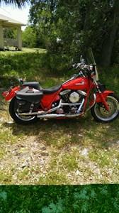 Used 1992 Harley-Davidson® Dyna® Super Glide (Police Bike)