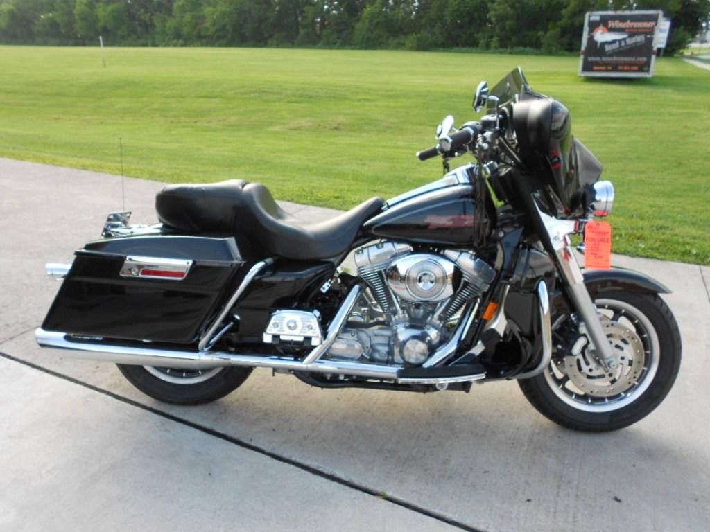 2006 Harley-Davidson® FLHT/I Electra Glide