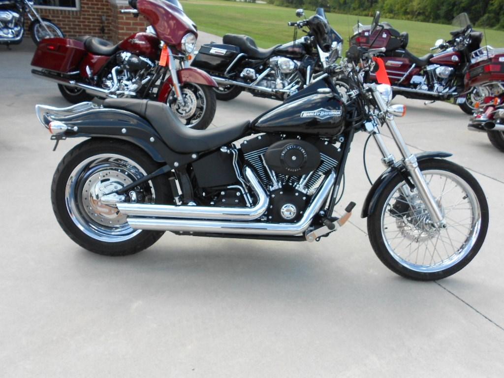 2007 Harley-Davidson® FXSTB Softail