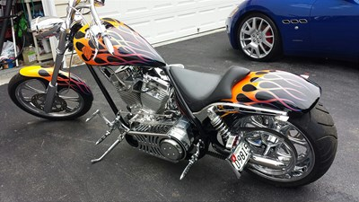 Used 2005 Carolina Custom Chopper