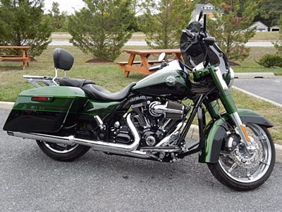 Harley Davidson Cvo Road King Cvo™ Road King®