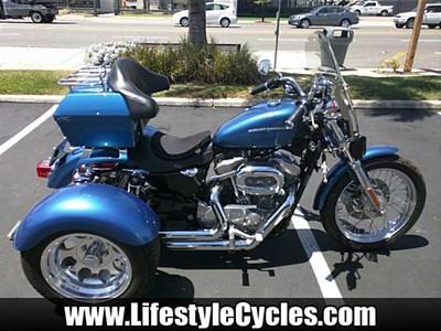 Used 2005 Harley-Davidson® Custom Trike