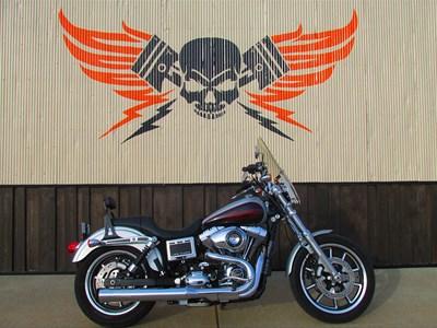 Used 2015 Harley-Davidson® Dyna® Low Rider®