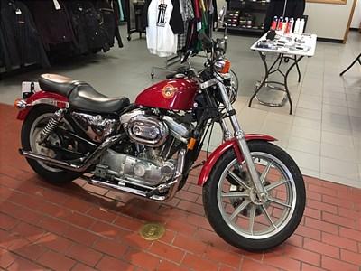 Used 1993 Harley-Davidson® Sportster® 883 Deluxe