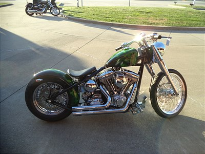 Used 2010 American Classic Motors 200 Rigid Bobber