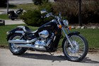 New 2012 Honda Shadow Spirit 750