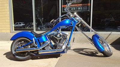 Used 2007 Orange County Choppers (OCC) T-Rex Softail