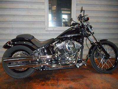 Used 2013 Harley-Davidson® Softail® Blackline™