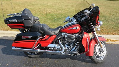 New 2016 Harley-Davidson® CVO™ Limited